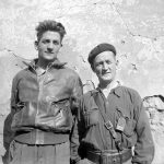 Frank Ryan i John Robinson 1936