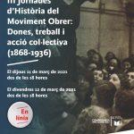 III Jornades d'Història del Moviment Obrer